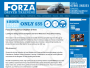 Forza Driver Training Website