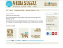 Media Sussex Website