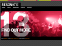 Resonate Website